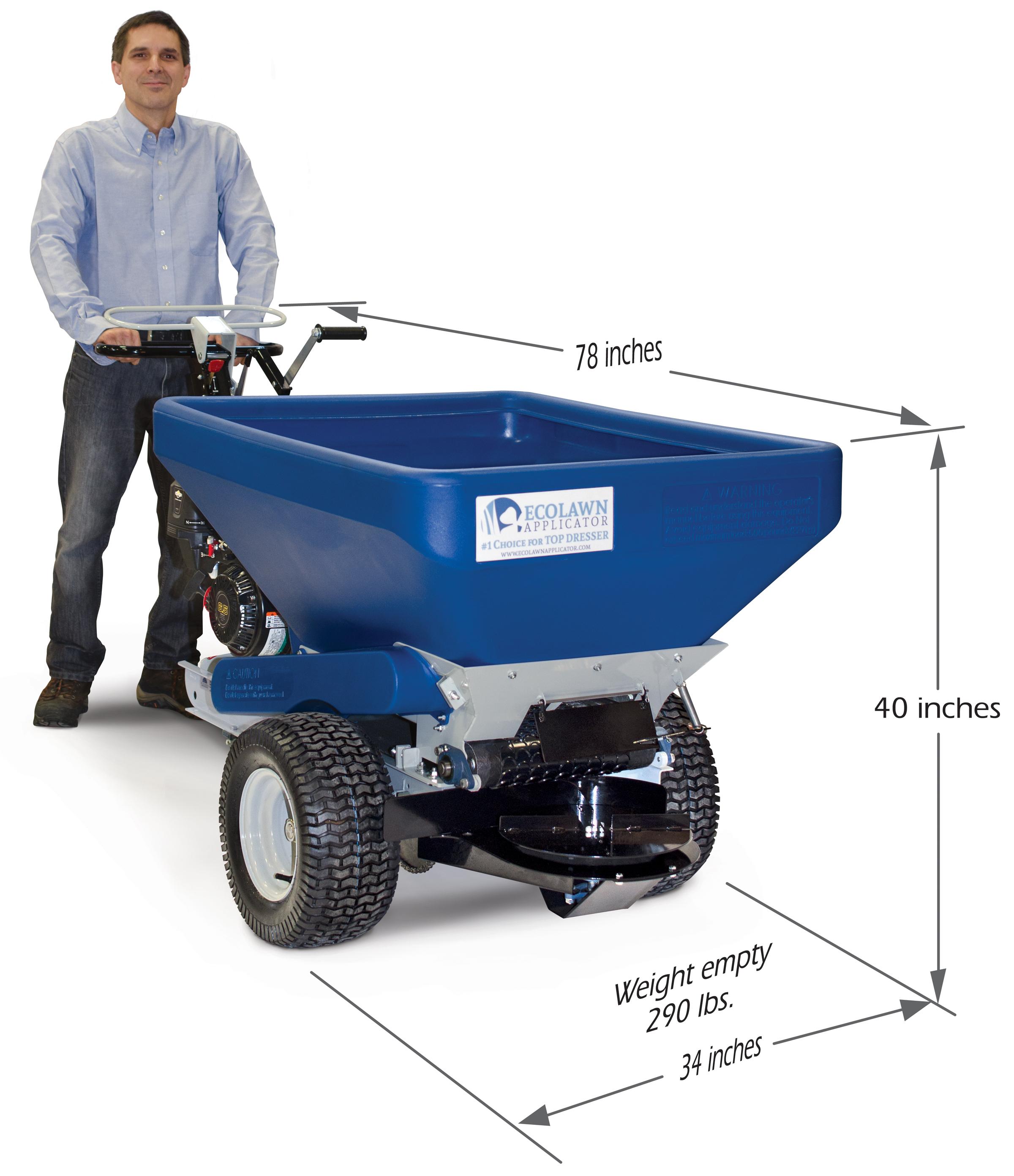 Eco 150 Ecolawn Applicator
