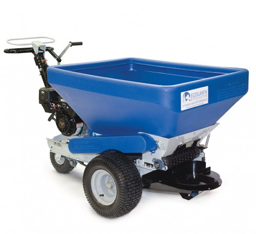 ECO 150 Self-Propelled Compost Spreader