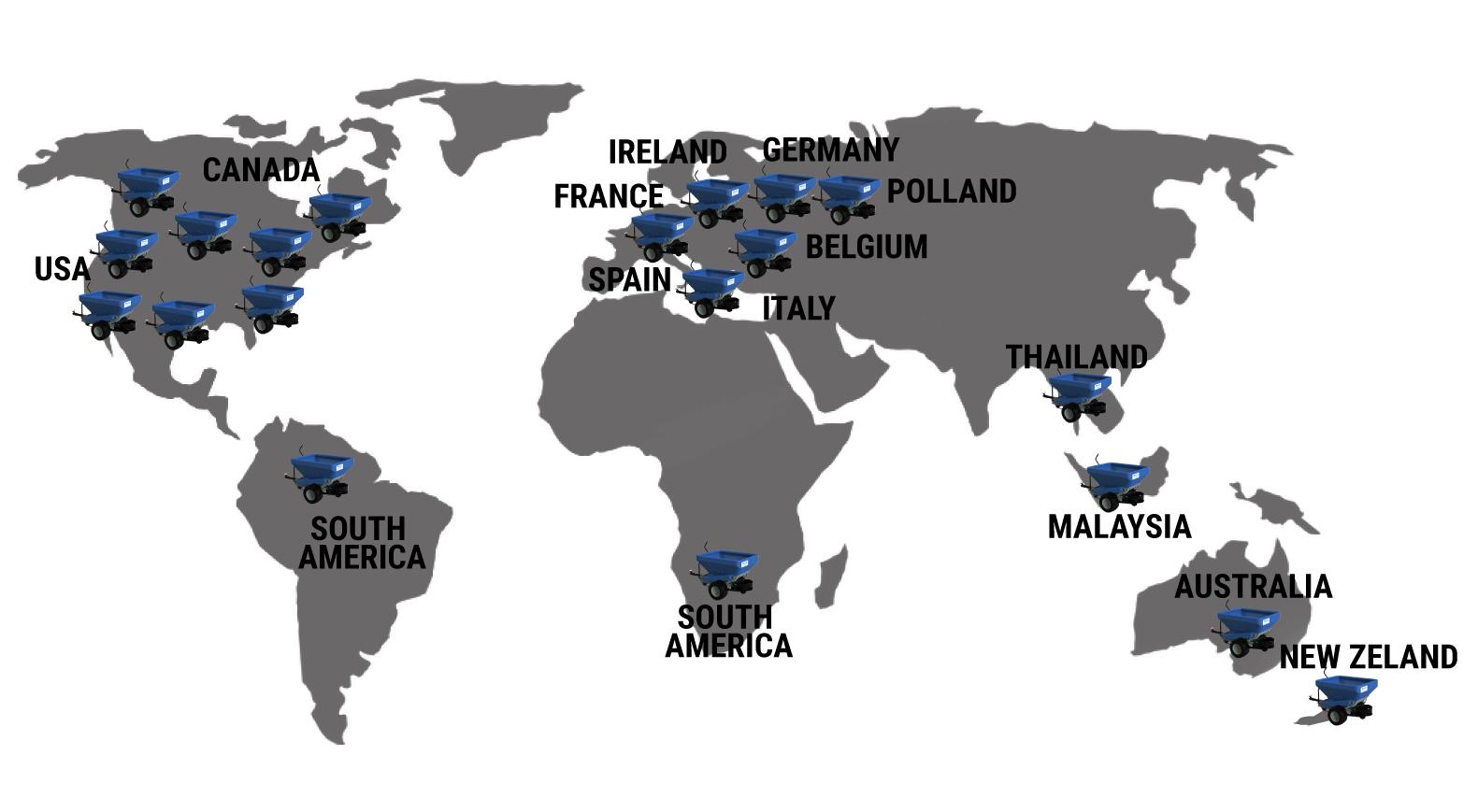 Ubicacion De Canada En El Mapa